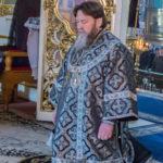Первая литургия Преждеосвященных Даров в Александро-Невском соборе