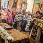 Чин выноса плащаницы в кафедральном соборе
