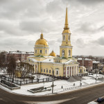 Митрополит Викторин в Неделю вторую поста посетил Александро-Невский собор