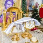 Расписание богослужений с 16 по 22 января