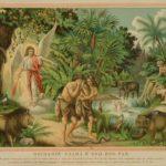 Прощеное воскресение. Воспоминание Адамова изгнания