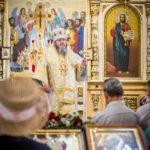 Митрополит Викторин посетил собор Александра Невского