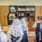 Приём в воскресную школу на новый учебный год