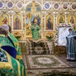 Память благоверного князя Александра Невского - престольный праздник собора