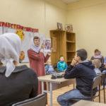 Начался учебный год в Воскресной школе собора Александра Невского