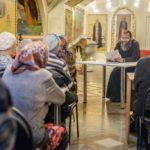 Воскресная школа для взрослых открыла свои двери при соборе Александра Невского