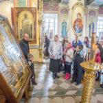 Путешествие по храму для учеников Воскресной школы