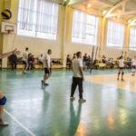 Объявлен набор в команду  Александро-Невского собора по волейболу