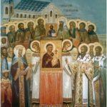 Синаксарь в неделю первую Великого поста. Торжество Православия