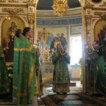 Престольный праздник собора великого благоверного князя Александра Невского