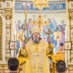 2 августа богослужение в соборе возглавит митр. Викторин
