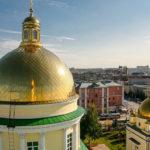 Празднование 195-летия со дня освящения Александро-Невского собора