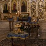 Празднование Казанской иконы Божией Матери в Александро-Невском соборе