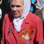 Прощание с бывшей старостой Александро-Невского собора Машковцевой Антониной Андреевной.