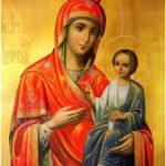 Празднование обретения Иверской иконы Божией Матери.