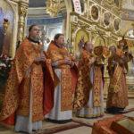 Пасхальное Богослужение в соборе Александра Невского.
