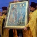 Уникальная Литургия состоялась в соборе святого благоверного князя Александра Невского