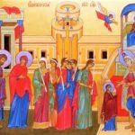Праздник Введения во Храм Пресвятой Богородицы учит нас с благоговением относиться к храму Божиему