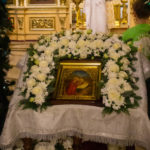 Рождество Христово в Александро-Невском соборе