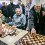 Команда собора заняла третье место на шахматном турнире