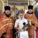 В день жен-мироносиц состоялось награждение благотворительниц собора
