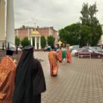 Праздничное богослужение в день памяти свт. Николая Чудотворца