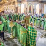 В соборе прошли торжества в честь 800-летия Александра Невского