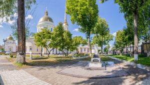 Александро-Невский храм Ижевска: святыня города оружейников