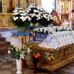 Праздник Успения в Александро-Невском соборе