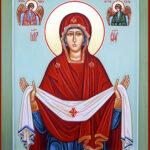 Приглашаем на богослужения праздника Покрова!